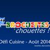 Brochettes de Magret de Canard & Abricots (Défi Inside)