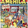 Captain America contre Hitler : couverture analysée
