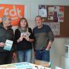 Lancement de la campagne TPE par l'Union Locale CFDT Faverges-Thônes
