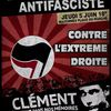 Manifestation antifasciste à Wazemmes