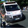 Le minibus M1 dessert à nouveau l'av. de l'Europe