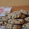 Cookies choco-pistache