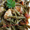 Sauté de porc aux haricots verts au Cookéo