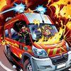 Les pompiers fêtent la Sainte Barbe !