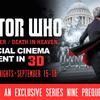 Doctor Who saison 9, le compte à rebours est lancé !