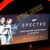 James Bond, Spectre, la Première Parisienne 2015 !