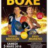 Arras : dans une semaine, Thomas Masson défendra son titre de champion d'Europe de boxe