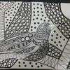 Dessin - graphimes - coloriage