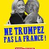 Ne trumpez pas la France !