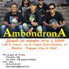 Concert du groupe AmbondronA - 26 novembre