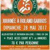 Roland Garros: il reste de la place dans le bus!