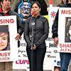 Femmes autochtones disparues.