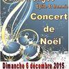 Concert de Noël - Saint-Menges ---   Dimanche 6 décembre 2015