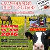 26 Juin 2016, Comice Agricole Auvillers les Forges
