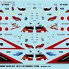 Decals special marking F-4EJ Phantom II Kaï (1/144 scale)