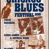 CHICAGO BLUES FESTIVAL   A NIMES