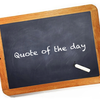 Quote of the day- 07 may 2015