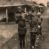 Centrafrique Femme ethnie Ali