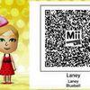 QR Code Tomodachi Life : Laney (TOTT)