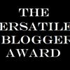 Le Prix du Blogueur Polyvalent-The  Versatile Blogger Award