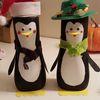 Déco pingouins fait maison récup ! activité