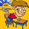 Origami-Kids | Paper Airplane