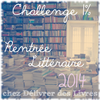 Challenge 1 % rentrée 2014 (19ème)