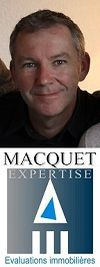 >  MACQUET EXPERTISE  <  Votre Expert Immobilier Amiable & Judiciaire (Cour d'Appel de Riom) intervenant secteurs Clermont Ferrand, Puy de Dôme 63 et Auvergne, étendus à toutes régions en valeurs vénales et loyer commercial.