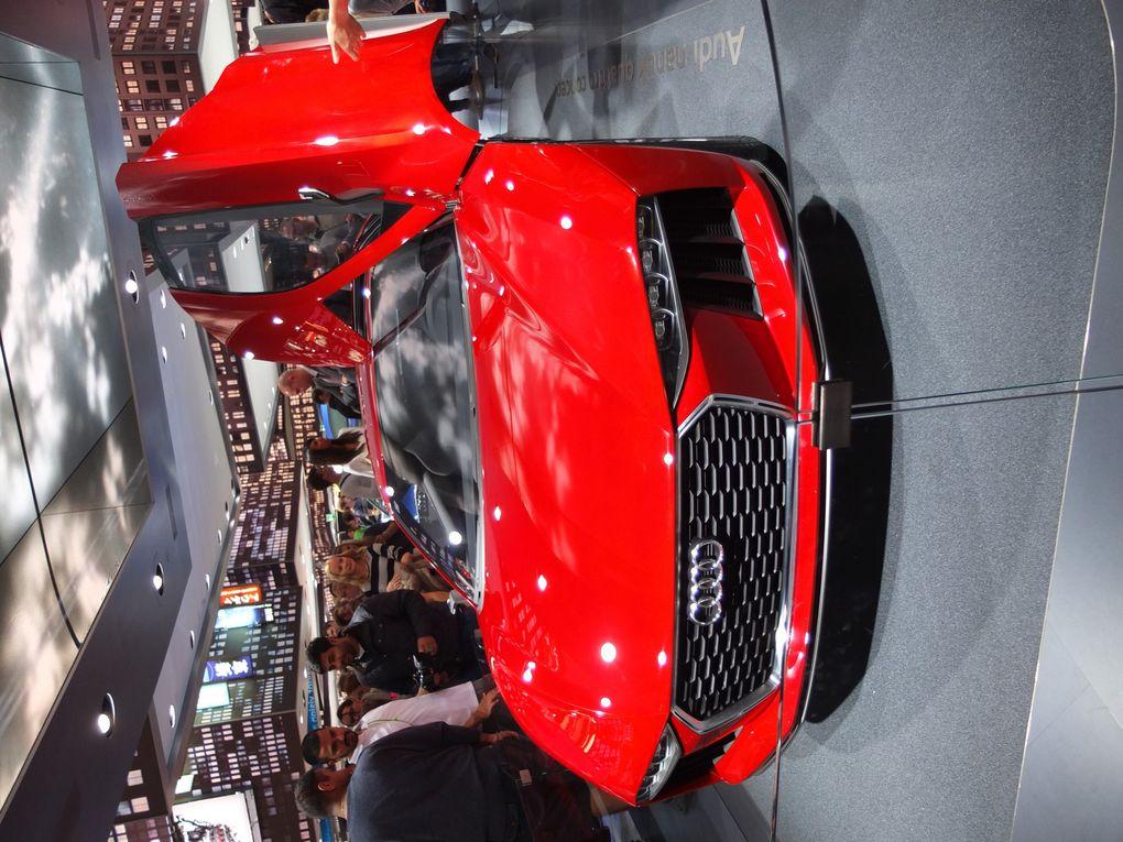 Focus sur les stands allemands du salon automobile de Francfort 2013 (partie 2)