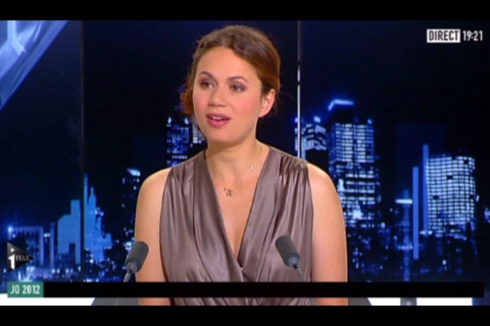 [2012 07 29] MYRIAM ENCAOUOA- I&gt&#x3B;TELE - L'EDITION PERMANENTE @19H00