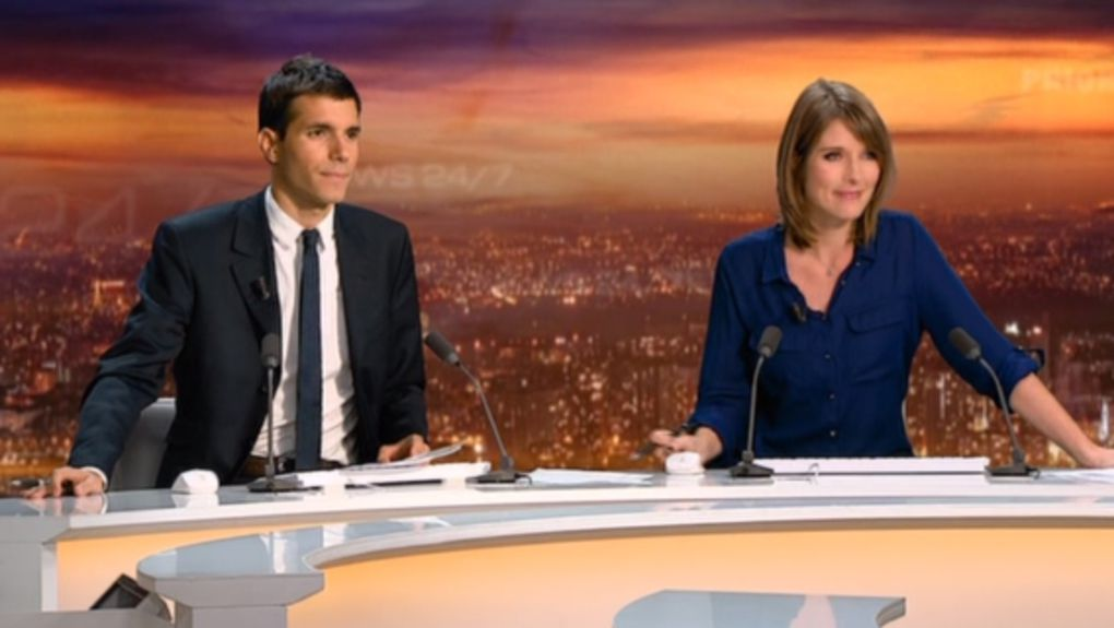 2013 10 11 - 21H30 - LUCIE NUTTIN - BFM TV - WEEK-END 360