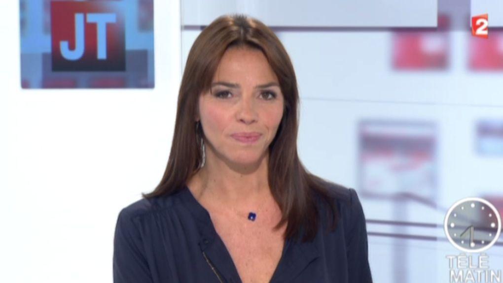 2013 10 11 - 07H30 - SOPHIE LE SAINT - FRANCE 2 - LE JOURNAL