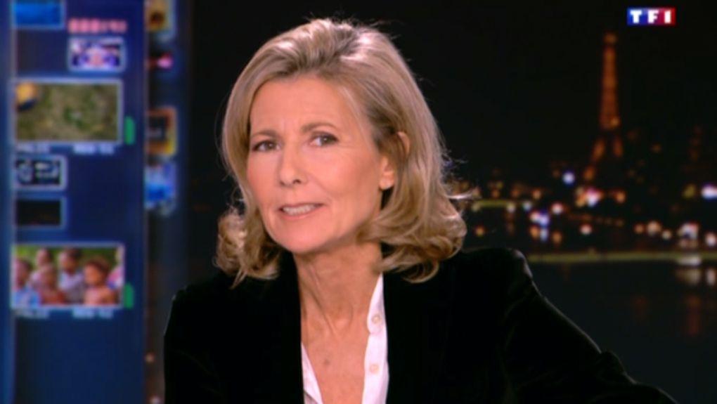 2013 10 11 - 20H00 - CLAIRE CHAZAL - TF1 - LE 20H