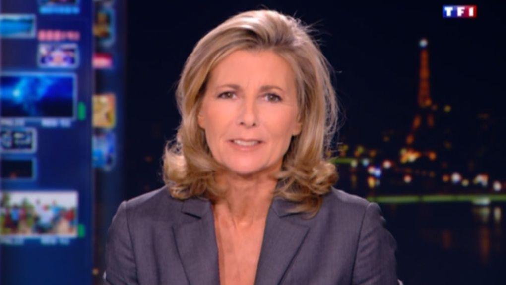 2013 10 12 - 20H00 - CLAIRE CHAZAL - TF1 - LE 20H