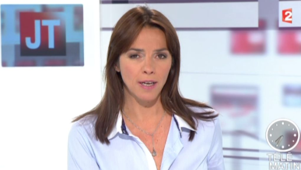 2013 10 15 - 07H30 - SOPHIE LE SAINT - FRANCE 2 - LE JOURNAL