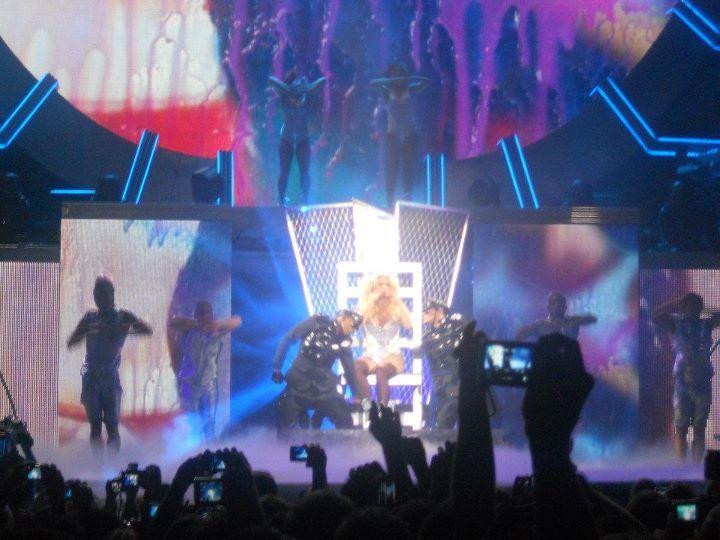 Concert: BRITNEY SPEARS &quot&#x3B;The Femme Fatale Tour&quot&#x3B;