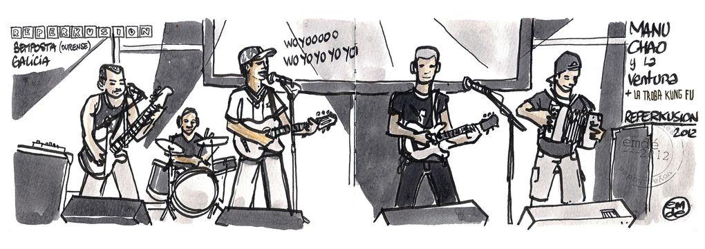 Reperkusion 2012 / Carnet de festival