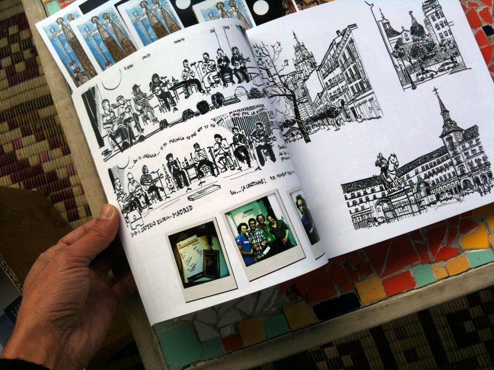 Ibéritudes : carnet de voyages !