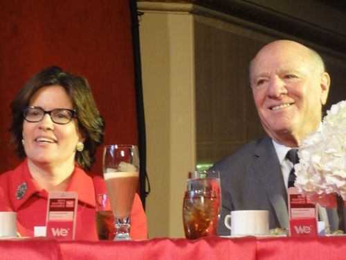 {Release} Photos: Women in Communications Honors Top Media Figures