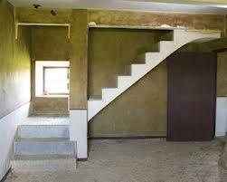 Escaleras sin pasamanos