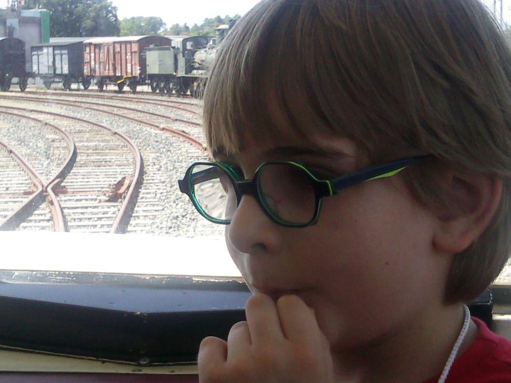 A la cité du train