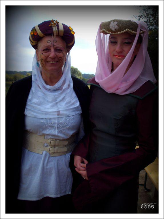 Chesny Fête Médiévale les images