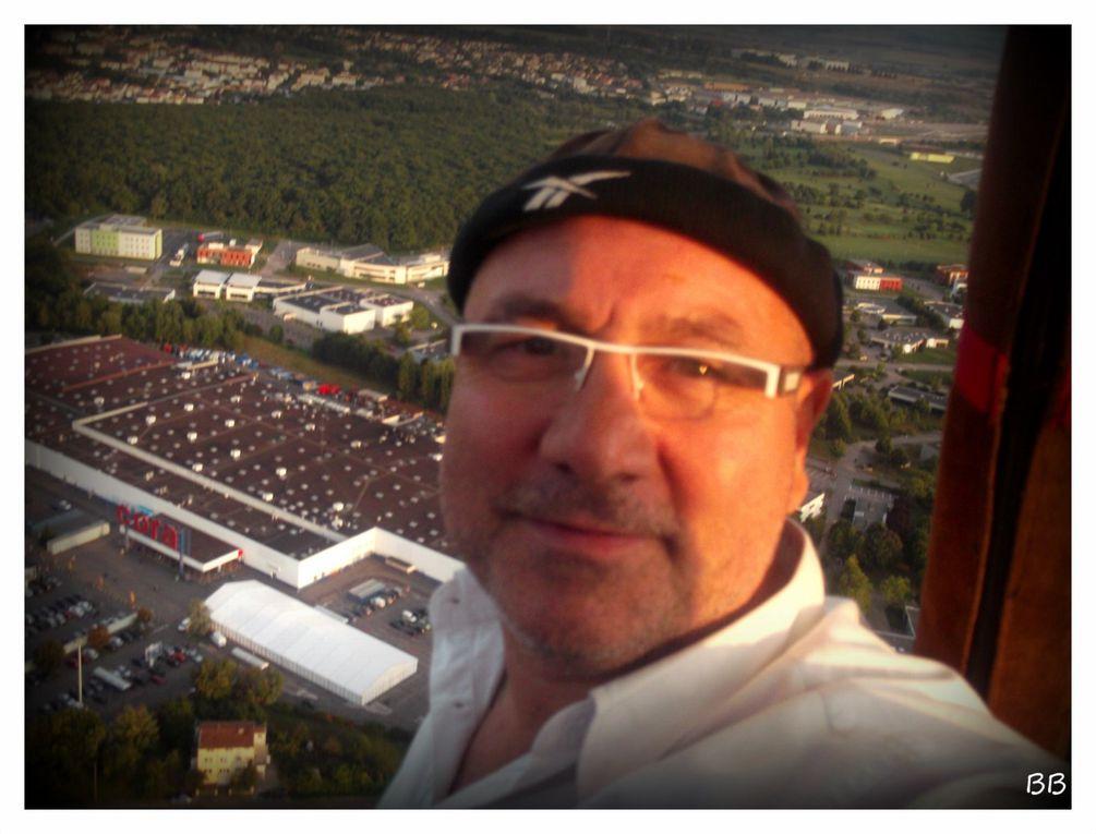 Montgolfiades de Metz du 28 août au 1er septembre