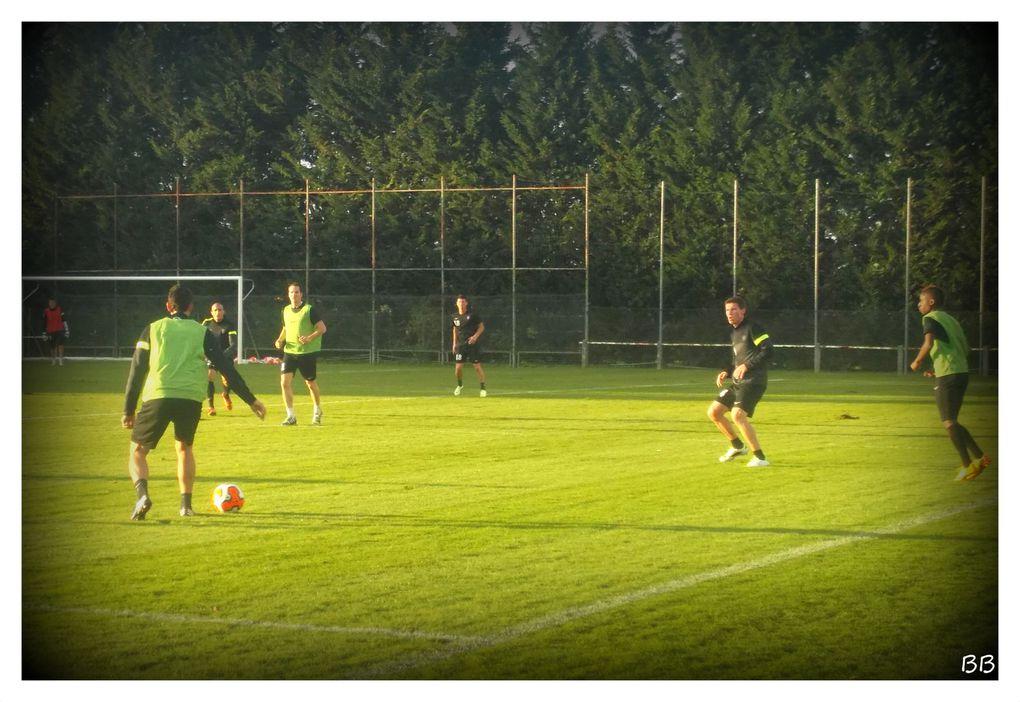 FC Metz et le SCO d'Angers vendredi 25 octobre