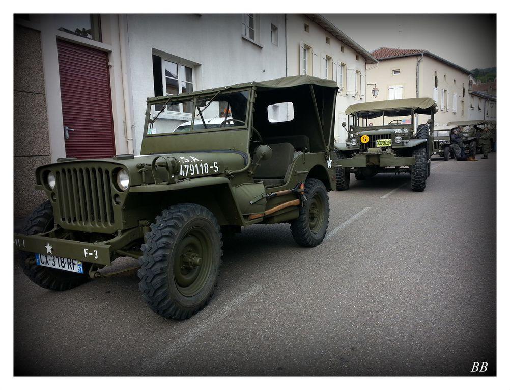 Val de Moselle : Le convoi de la liberté le 8 mai