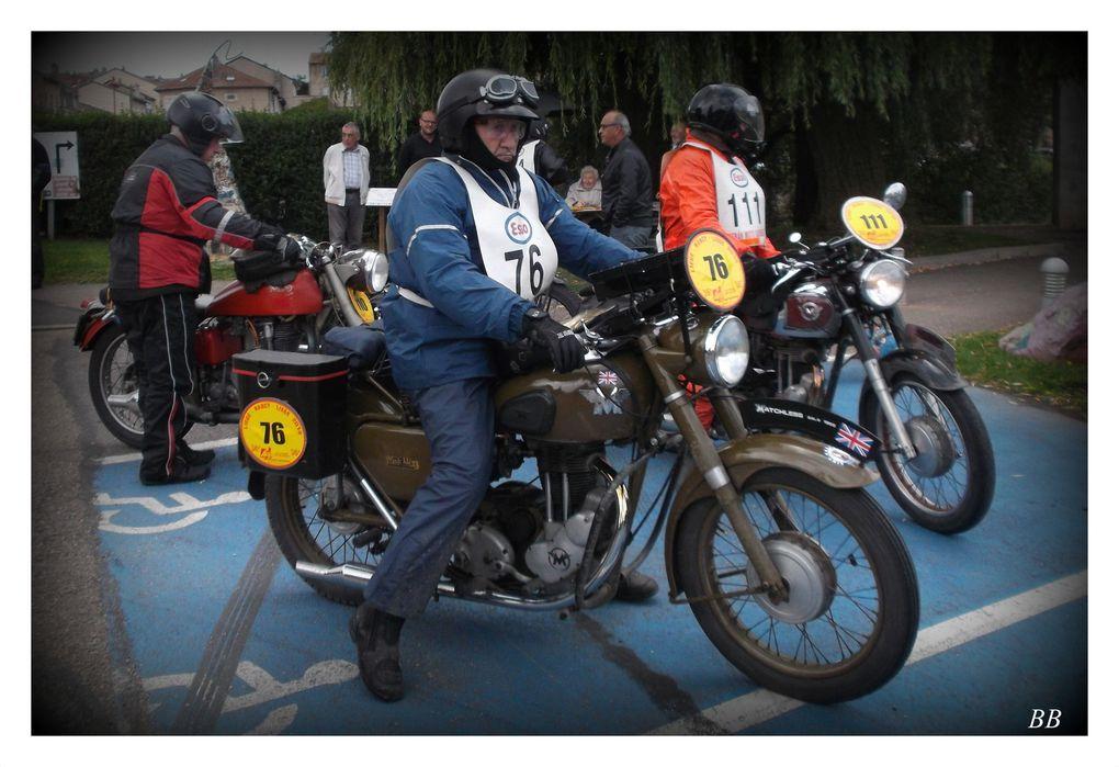 LIEGE - NANCY - LIEGE motocyclettes d'avant 1946 les 23 et 24 août