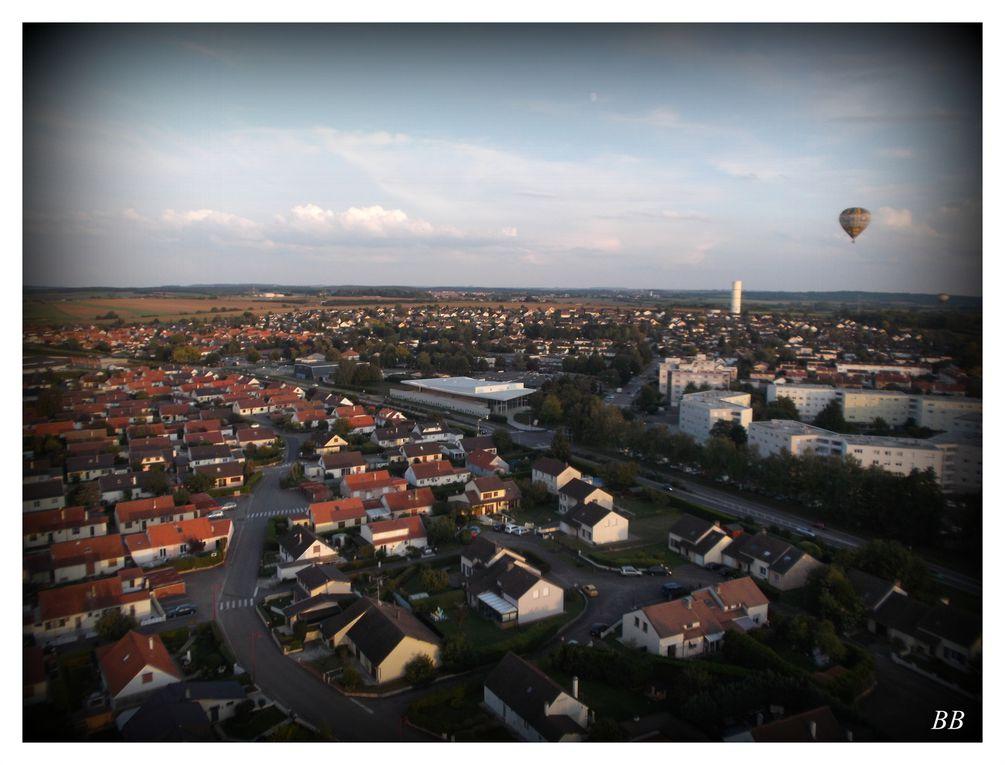 Montgolfiades de Metz 2014 jour par jour