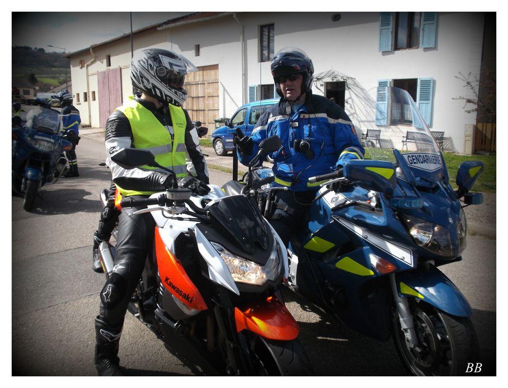 Journée remise en selle moto du dimanche 12 avril 2015 à POUILLY