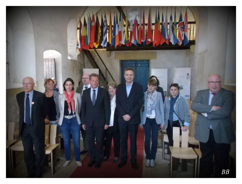 Scy-Chazelles JOURNÉE DE L'EUROPE - &quot&#x3B;La Moselle au temps de Robert Schuman&quot&#x3B;