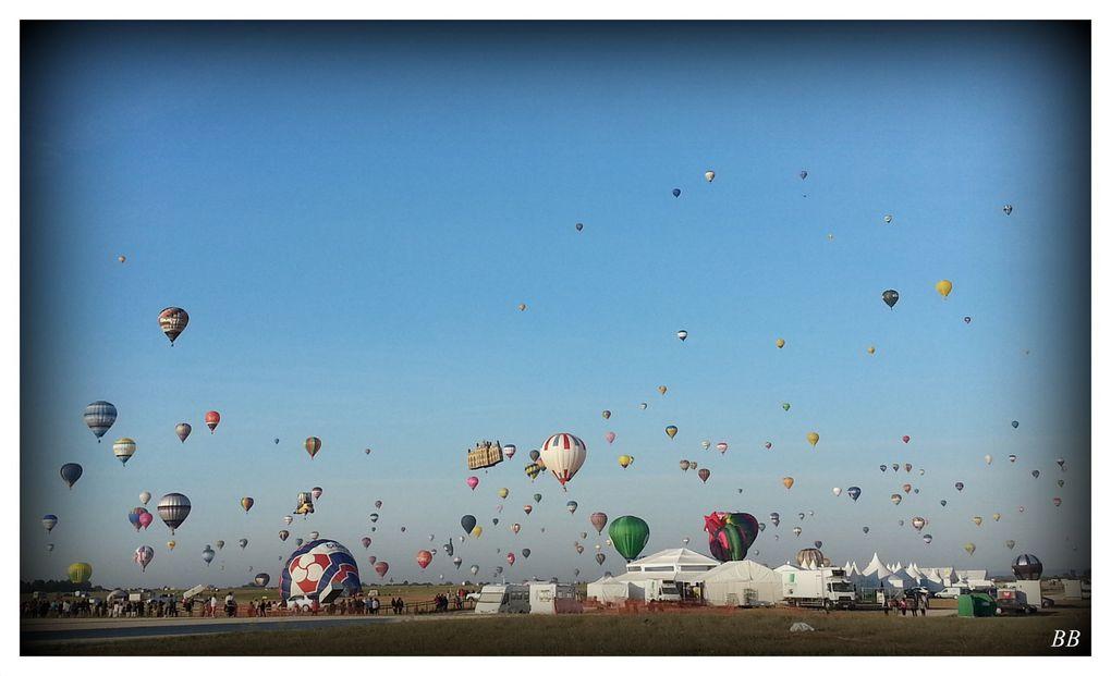 Lorraine Mondial Air Ballons (#LMAB15) le record grand ligne